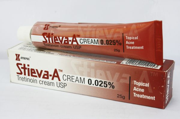 Stieva-A Cream 0,025%  25г