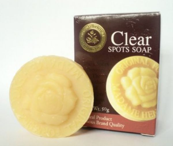 Madame Heng Clear Spots Soap Original Formula 50г