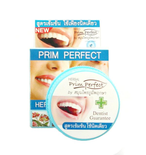 Prim Perfect Herbal Toothpaste  5г
