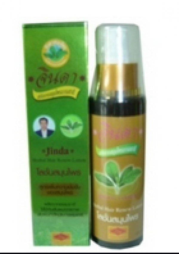 Jinda Herbal Hair Renew Serum AA 120мл