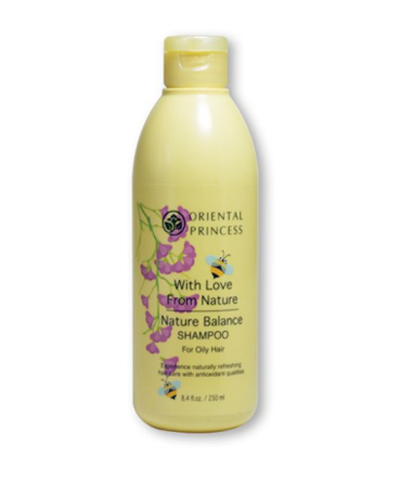 Oriental Princess Nature Balance Shampoo For Oily Hair 250мл