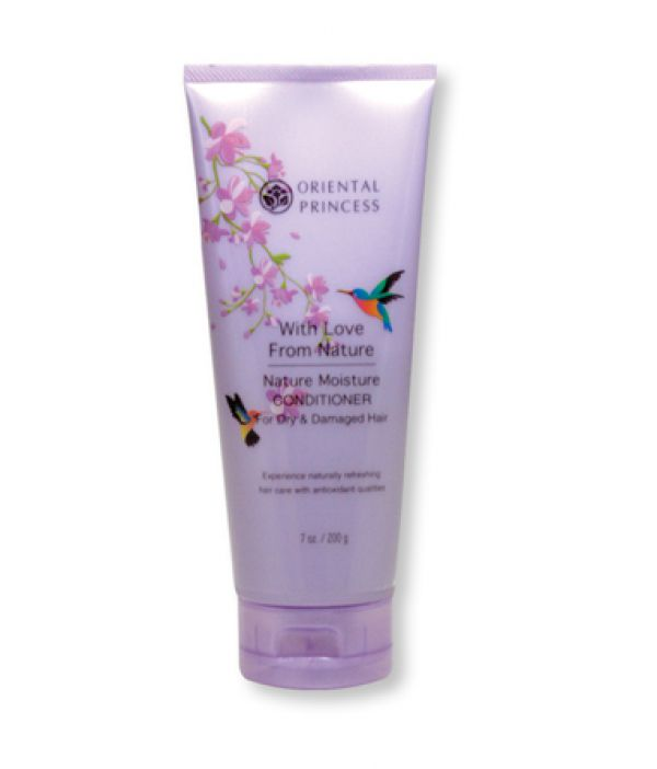 Oriental Princess Nature Moisture Conditioner For Damaged Hair 200г