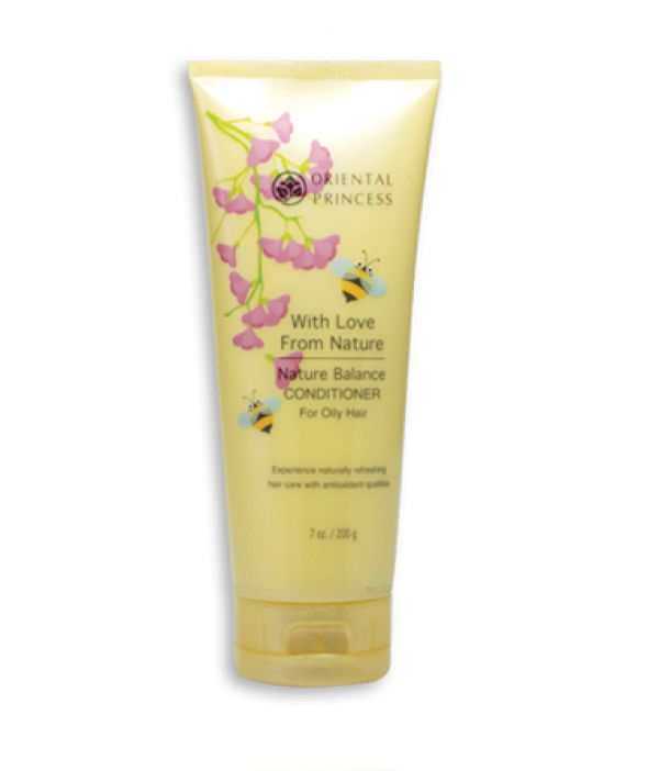 Oriental Princess Nature Balance Conditioner  For Oily Hair 200г