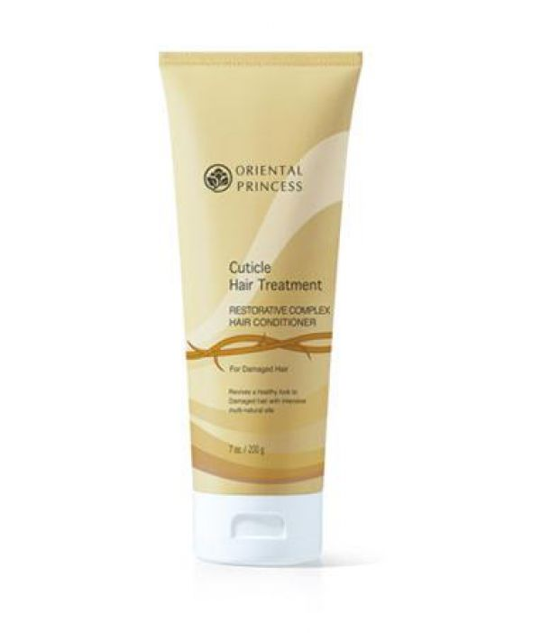 Oriental Princess Cuticle Hair Treatment Restorative Complex for Conditioner Demaged Hair  200г