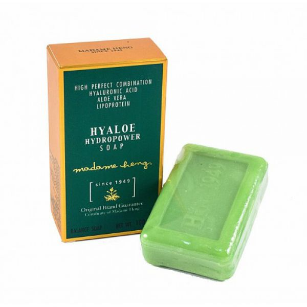 Madame Heng Hyaloe Hydropower Soap 100г
