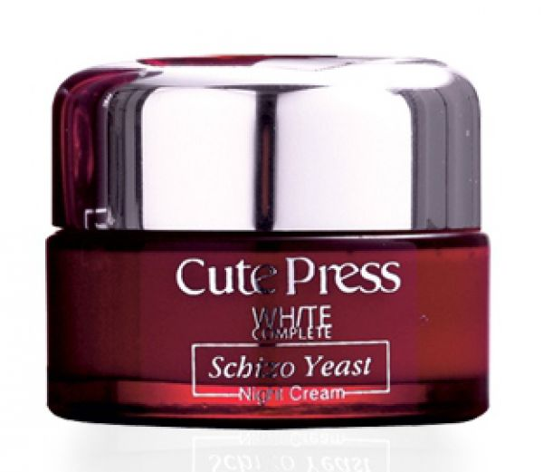 Cute Press Schizo Yeast Night Cream  30ml
