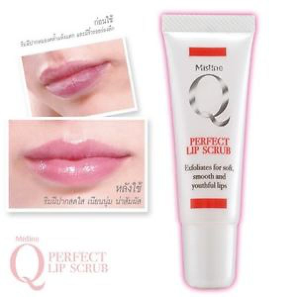 Mistine Q Perfect Lip Scrub