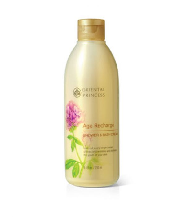 Oriental Princess Age Recharge Shower & Bath Cream 100мл