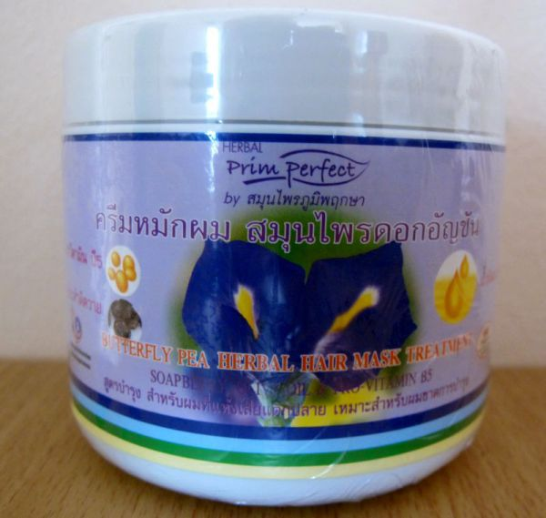 Prim Perfect Butterfly Pea Herbal Hair Mask Treatment 300мл