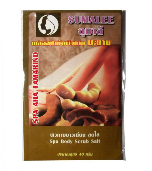 Sumalee Tamarind and Salt Facial scrub 40г