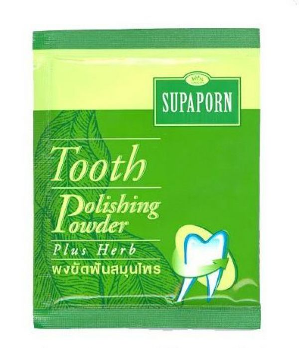 Supaporn Tooth Powder 25г