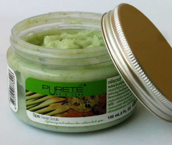 Purete SPA Face Scrub Lemongrass 150мл