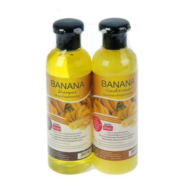 Banana Shampoo&Conditioner 360ml+360ml