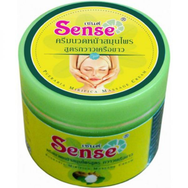 SENSE Pueraria Mirifica Massage cream 75г