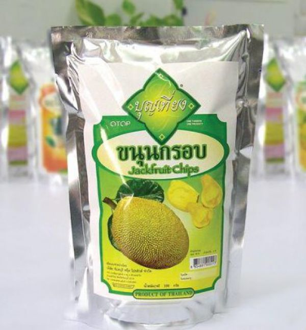 Jackfruit Chips 30г