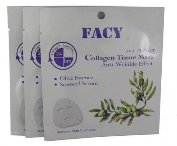 Facy Anti-Aging Collagen Tissue Mask