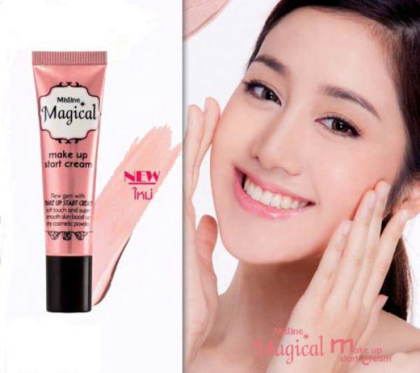 Mistine Magical Make Up Start Cream 10г