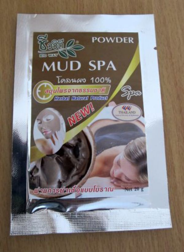 Mud SPA Powder 20g