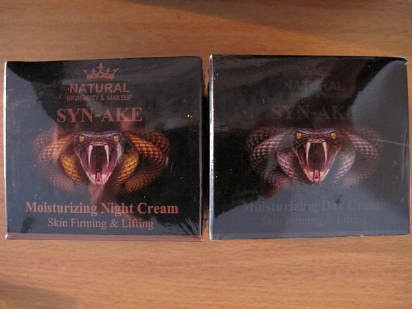 Syn-Ake Moisturizing Night\Day Cream