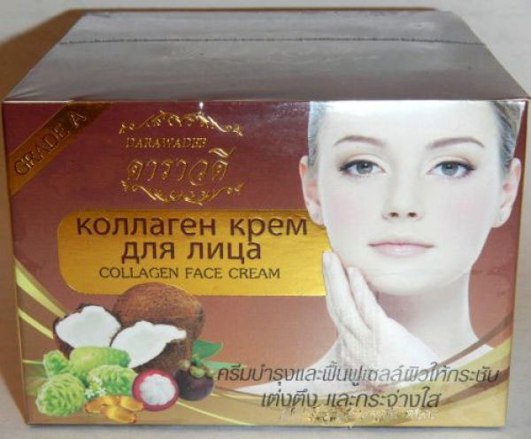 Darawadee Collagen Face Cream 100г