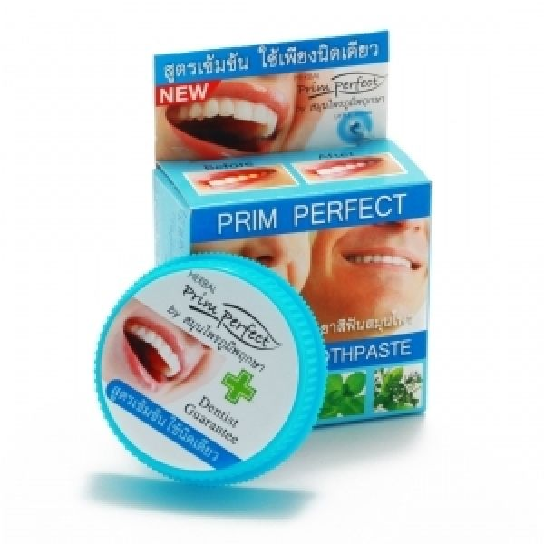 Prim Perfect Herbal Toothpaste 25г