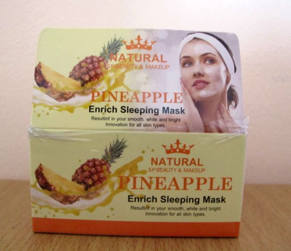 Pineapple Enrich Sleeping Mask 100мл