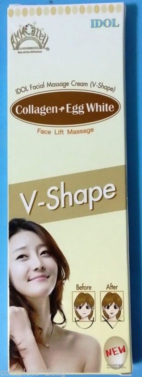 Idol Facial Maccage Cream (V-Shape) 30ml