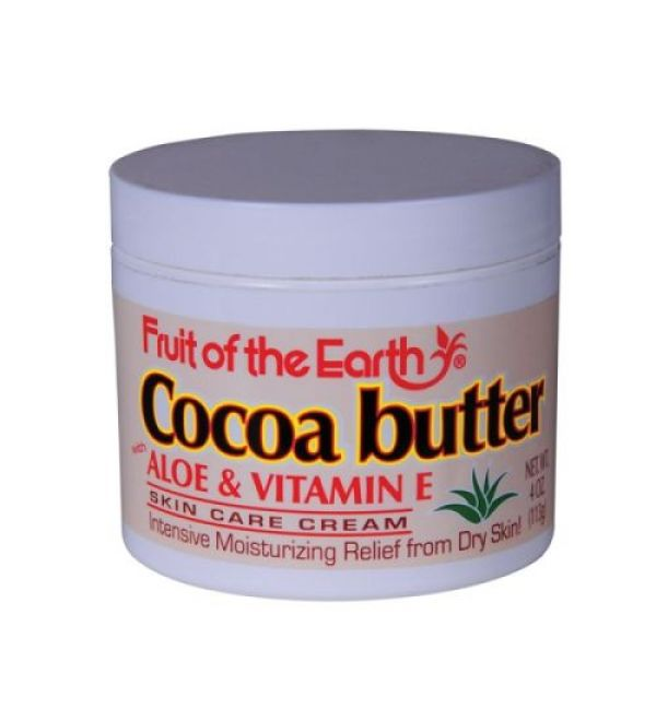 Fruit Of The Earth Cocoa Butter Cream With Aloe & Vitamin E 113г