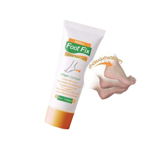 Mistine Foot Fix Cracked Heel Cream 20g