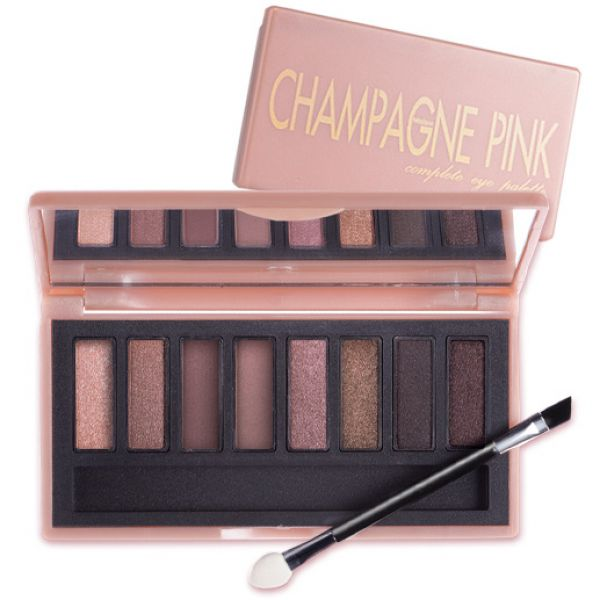 Mistine Champagne Pink Complete Eye Palette