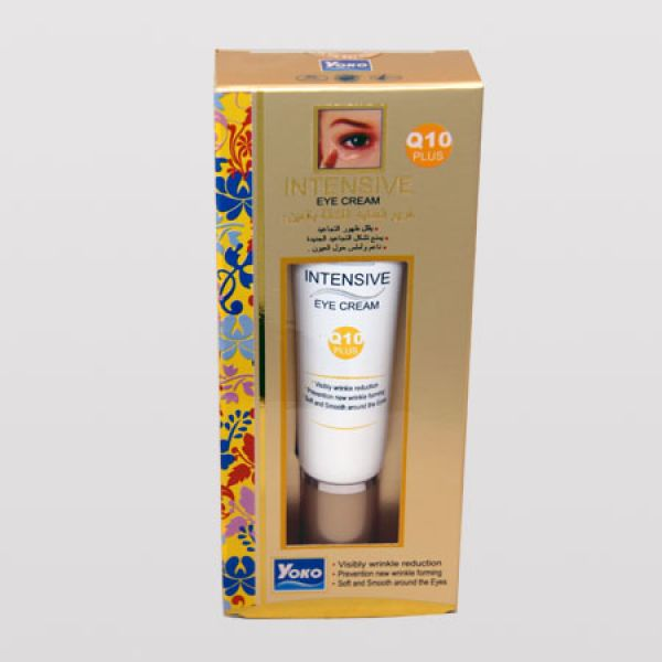 Yoko Intensive Eye Cream Q10 Plus 15g