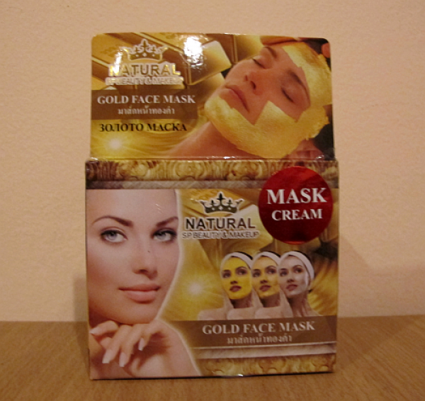Gold Face Mask 100g