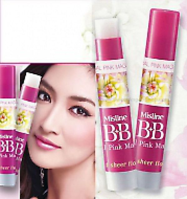 Mistine BB Natural Pink Magic Lip