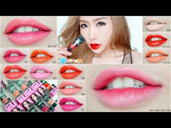 Mistine Joops Color Rich Lip Tube