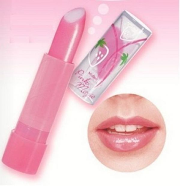Mistine Pink Magic Lipstick