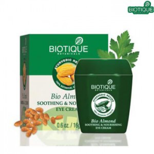 Biotique Bio Almond Overnight Therapy Lip Balm 16г