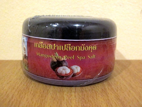 Mangosteen Peel Spa Solt  250g