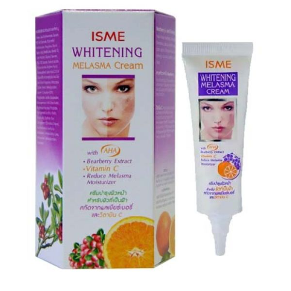 ISME Whitening Melasma with Bearberry Extract and Vitamin C 10g