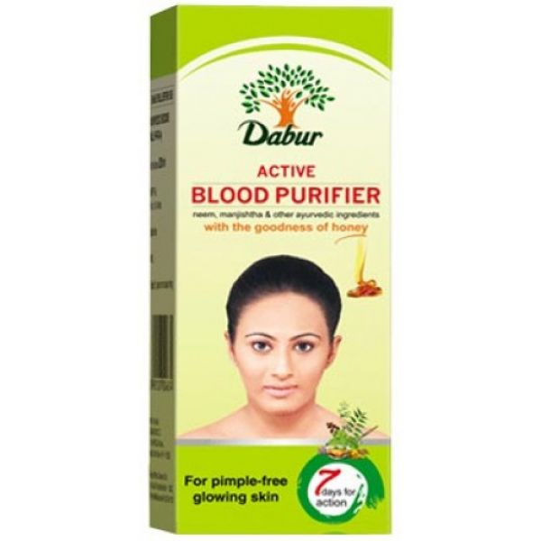Dabur Active Blood Purifier 200мл