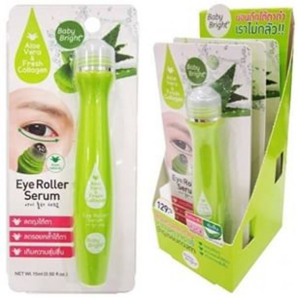 Baby Bright Eye Roller Serum 15ml