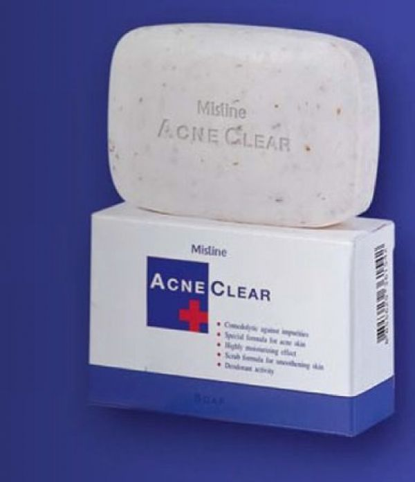 Mistine Acne Clear Soap 90g