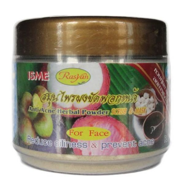 Rasyan Anti-Acne Herbal Powder 80г