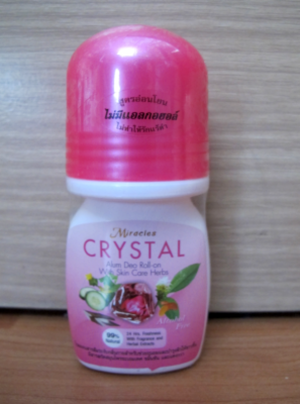 Miracles Crystal Women 's Deo Roll-on 50мл
