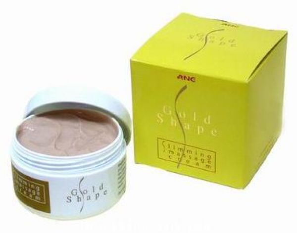 Gold Shape Slimming Massage Cream  100г