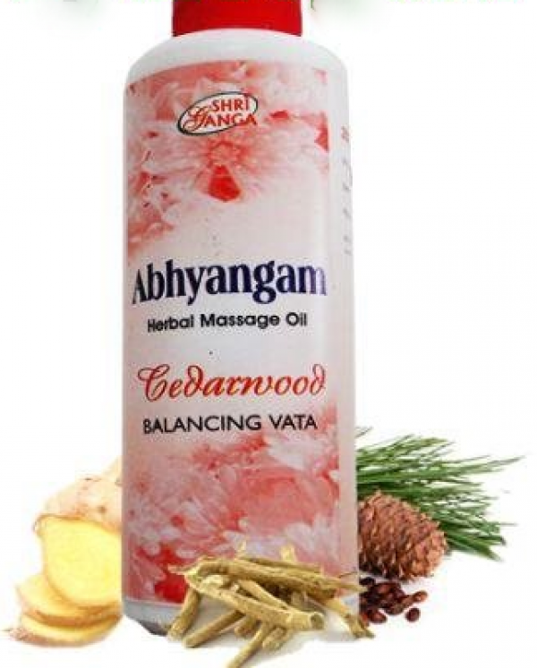 Shri Ganga Cedarwood oil 200мл