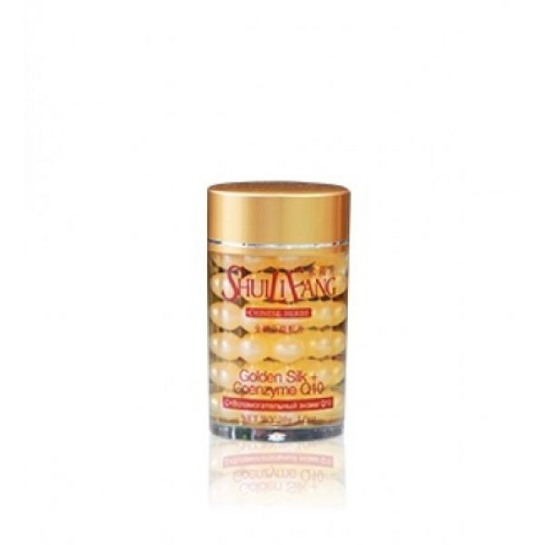 Golden Silk + Coenzyme Q10 Eye Cream 20мл