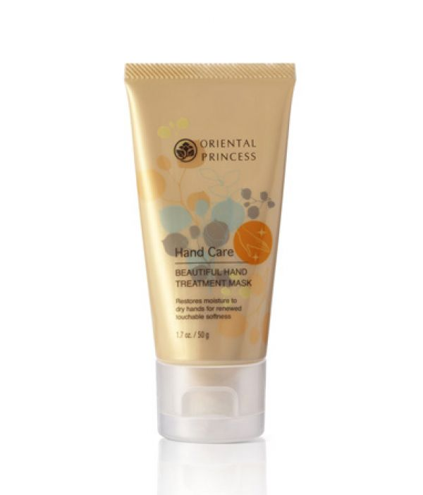 Oriental Princess Hand Care Beautiful hand treatment mask 50г