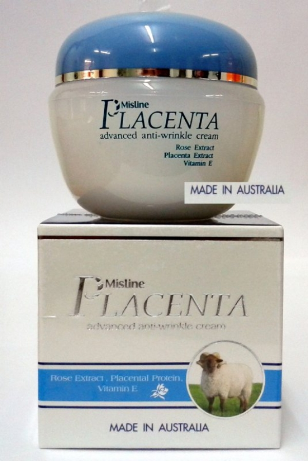Mistine Placenta Advance Anti aging/wrinkle cream 85г