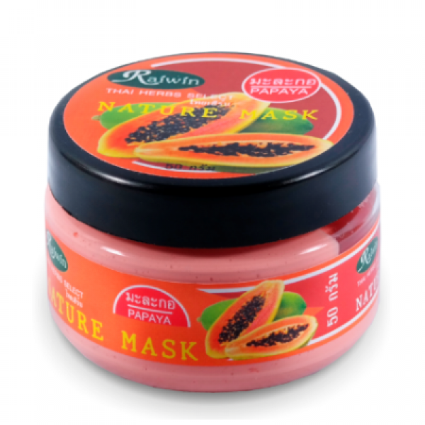 Raiwin Nature Mask Papaya 50г
