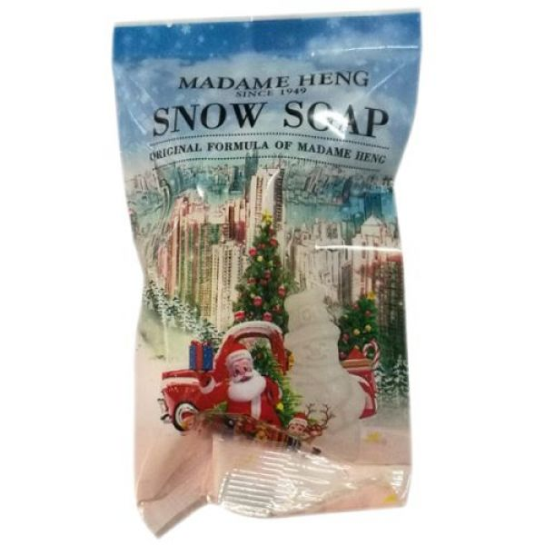 Madame Heng Snow Soap Original Formula 30г